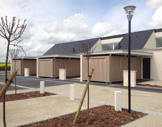8 logements seniors hqe indexhibit for Habitat de champagne